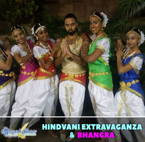 Royal Hindvani Extravaganza and Bhangra