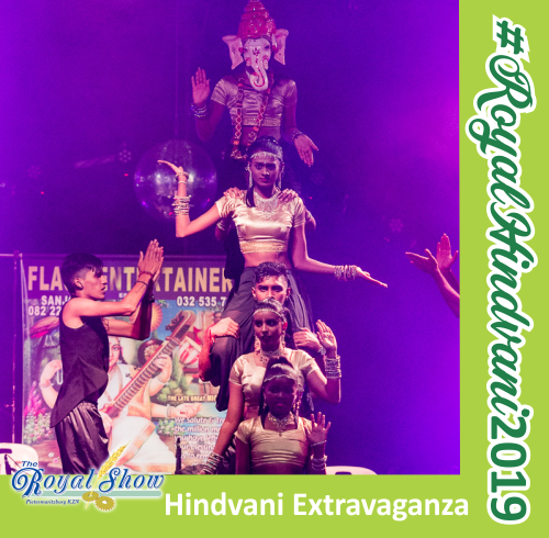 Dancers at Hindvani Eastern Extravaganza at The Royal Show 2019