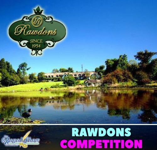 Win Big with Rawdons Hotel and Royal Show | Royal Show
