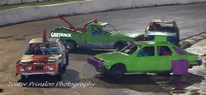 Racing Craze at The Royal Demolition Derby