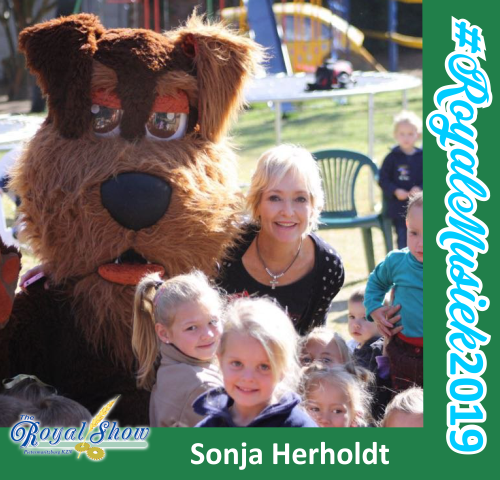 Sonja Herholdt is Set to Perform Live at The Royal Show in 2019