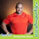 Rory Scheepers Worlds Strongest Man at The Royal Show 2019