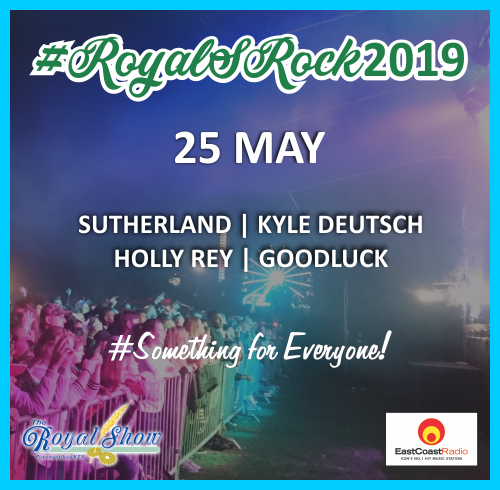 ECR Royal Rock 2019
