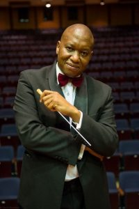 Kutlwano Masote Classical Musician at Royal Show 2019