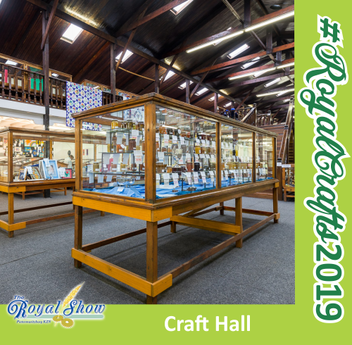 Royal Show - Craft Hall
