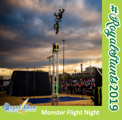 Royal Show - Monster Flight Night