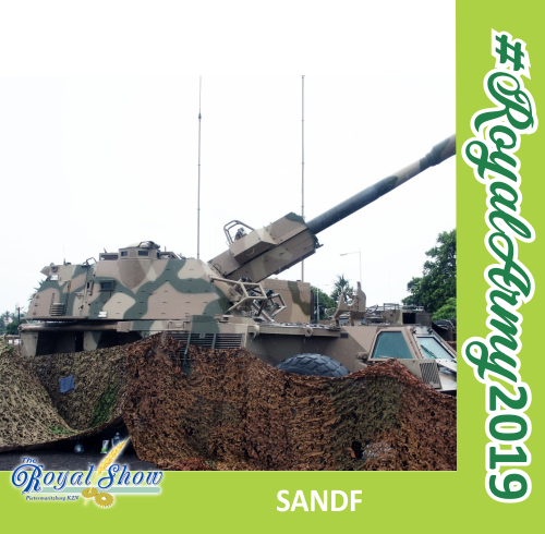 Royal Show - SANDF